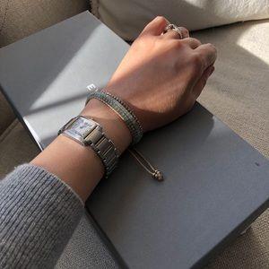 Beaded bohemian bracelet